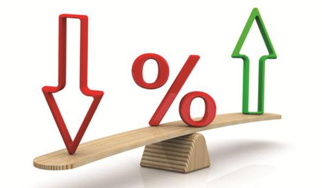Lãi suất ảnh hưởng đến thị trường chứng khoán